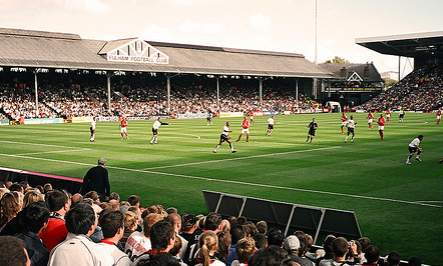 Game On at Craven Cottage