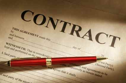 Are contracts a valid concern?