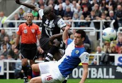 Will it be Demba scoring against Blackburn this time?