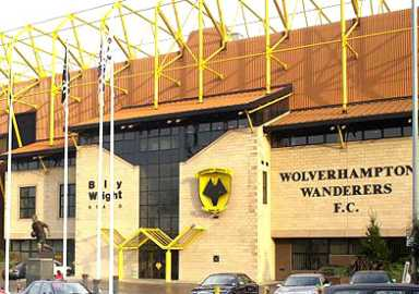 """""""Welcome"""" to Molineux"""