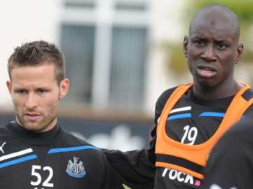 Cabaye and Ba - Fighting fit for Spurs?