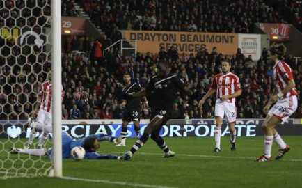 Ba grabs his second of the night