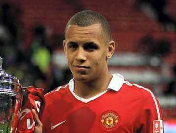 Ravel Morrison lifting the FA Youth Cup