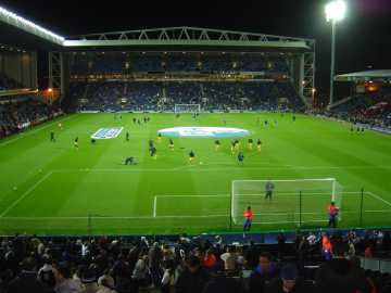 Game On at Ewood Park