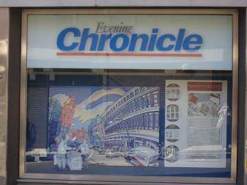 Chronicle building