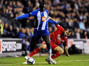 Mohamed Diame Wigan