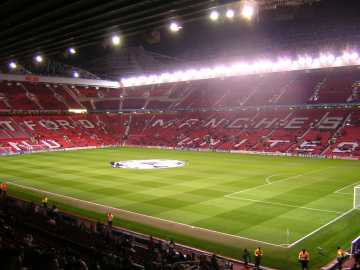 Game On at Old Trafford