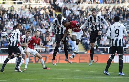 Evra makes it two!