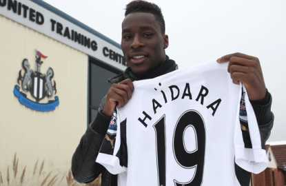 How does Haidara stack up against Dummett and Janmaat?