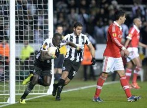 Cisse's strike wasn't enough