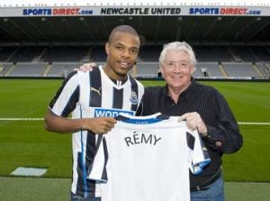 Remy finally signs on