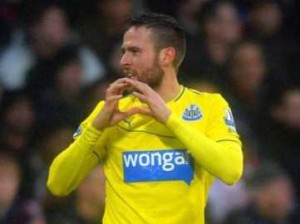 Cabaye crushes Palace