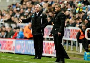 Pardew presides over another cup exit