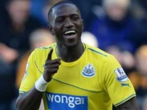 Sissoko celebrates his opener