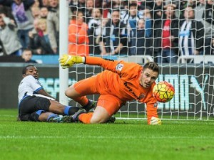 Butland and friends deny United