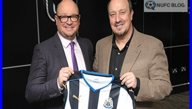 Does Rafa's signing mean Ashley is singing a new Toon?