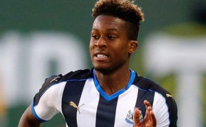 Rolando Aarons Close Up 2015 Newcastle United