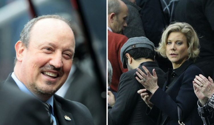 Rafa speaks out for the first time about a potential amanda staveley rafa benitez has commented on the potential takeover at nufc for the first time since meeting leading candidate amanda staveley a week ago stating that ccuart Images