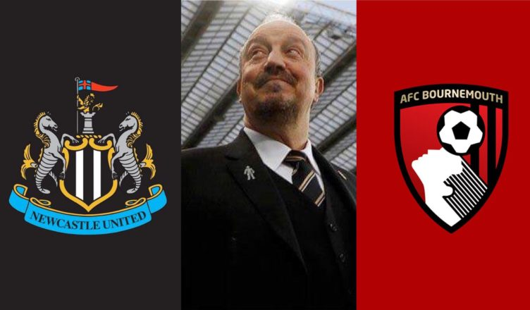 Image result for Bournemouth vs Newcastle United