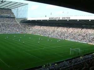 Game on at SJP!