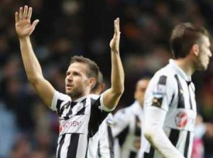 The end of the road for Cabaye?