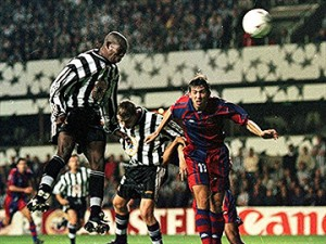 Back when The Magpies mixed it with the elite.