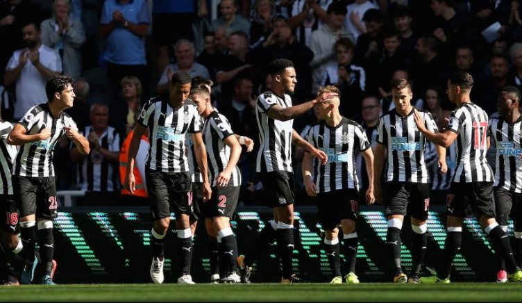 Opta stats reveal the 10 NUFC players who've covered the