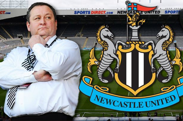 Image result for images of Mike Ashley, Newcastle United Owner