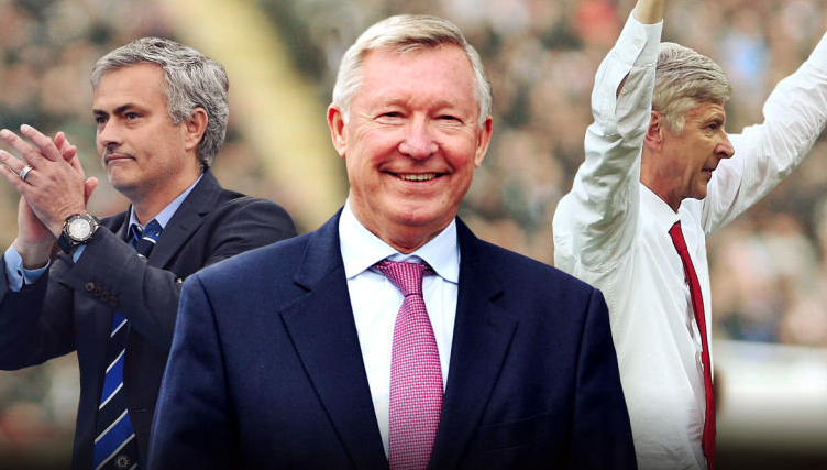 The Best Premier League Managers Of All Time