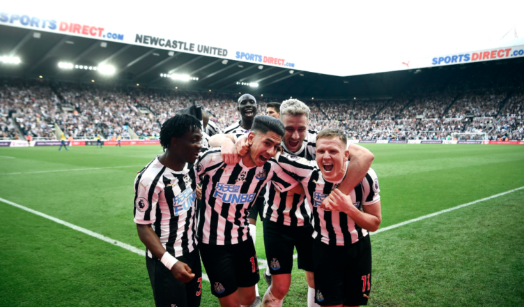 9d7cc3b1c A brilliant win on what could be Rafa Benitez s penultimate home game as  Newcastle manager